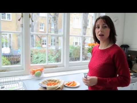 How to bake sweet potatoes for baby food