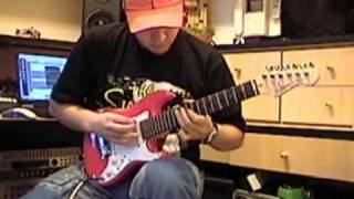Gustavo Guerra mini Guitar