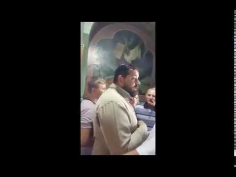 Scandal la biserică între răspopitul Eugen Baluța și locuitorii or. Nisporeni