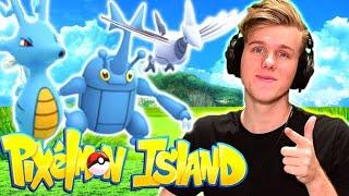 The Final Gen 2 Team?! (Minecraft Pokemon) Pixelmon Island #15