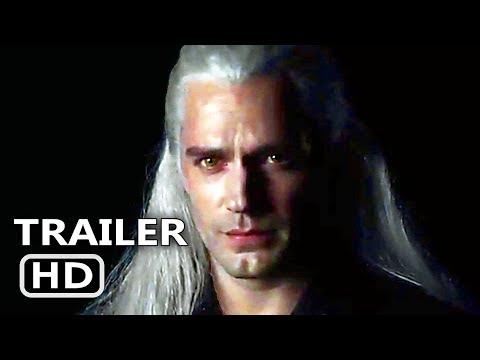 THE WITCHER Official Trailer TEASER (2019) Henry Cavill Netflix Series HD