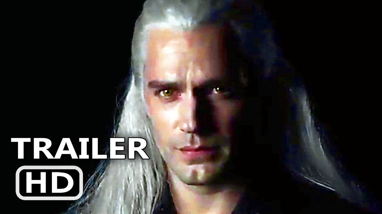 The Witcher: First trailer shows Henry Cavill in action as hero Geralt