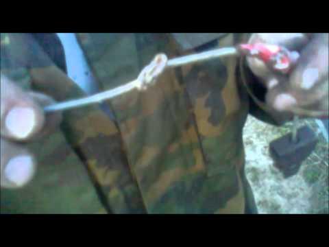 Ремонт тросика сцепления в полевых условиях