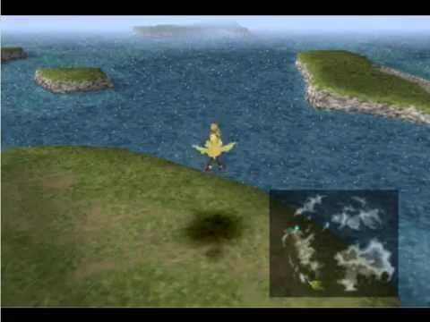 Chocobo Air Garden Shadows Location Dead Peeper Sombras 3 FFIX