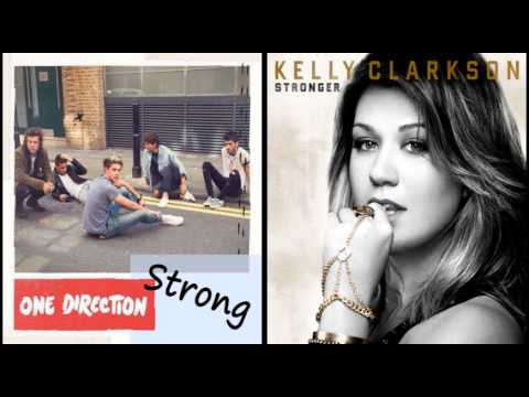 What Doesn't Kill You (Stronger) Vs. Strong - Super Strong (Mashup)