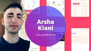 Collaborative UX Design Workflows with Arsha Kiani - 1 of 2