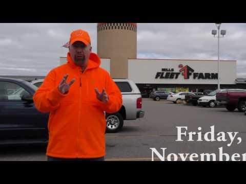 Deer Hunters: Don't Miss Orange Friday at Mills Fleet Farm!