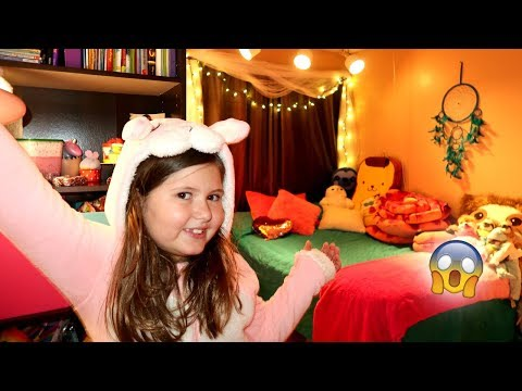 ROOM TOUR!!! WHERE I KEEP MY SQUISHIES AND SLIME! | Sedona Fun Kids TV Room Tour highly requested!