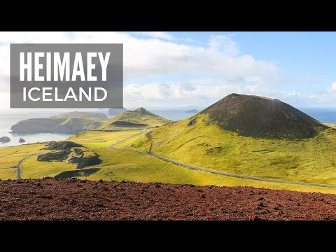 Iceland - Heimaey and the Westman Islands