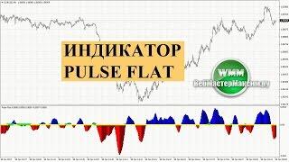 Индикатор флета Pulse flat