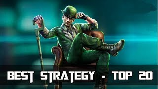 Best strategy games android - 2017 Top 20 Part #1