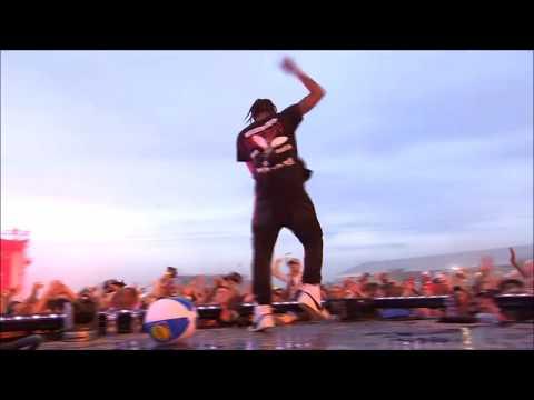 Travis Scott - goosebumps | LIVE | OAF2017