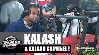 Kalash & Kalash Criminel qui connaît les lyrics de l'autre ? #PlanèteRap