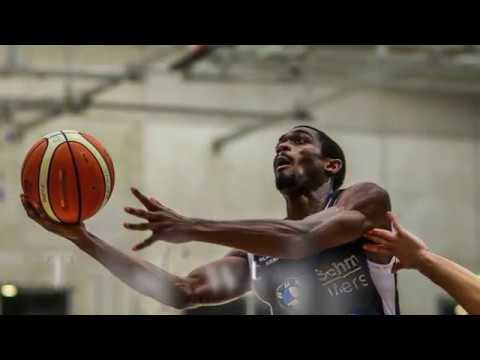 Duane Johnson Black Star Mersch Luxembourg Highlights 2017-2018