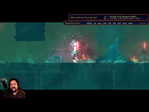Dead Cells' Twitch integration is great | VentureBeat