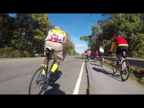 PASS LEFT TV 177: WELCOME TO CITY ISLAND || TOUR DE BRONX 2017