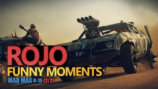 Funny Moments #91: MAD MAX 2/2 (Rojo & Urhara)