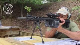 AR 15 Test – Black Star Maroons Gun Club