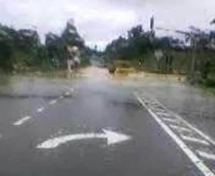 banjir kota masai