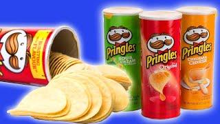Как сделать чипсы Pringles. Простой, недорогой рецепт(Мой второй канал: http://www.youtube.com/ZdorovTV - Группа Вконтакте http://vk.com/gigapiston - Реклама на канале: ..., 2015-09-25T07:05:49.000Z)