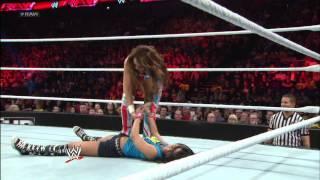 No. 1 Contender's Diva Battle Royal: Raw, April 22, 2013
