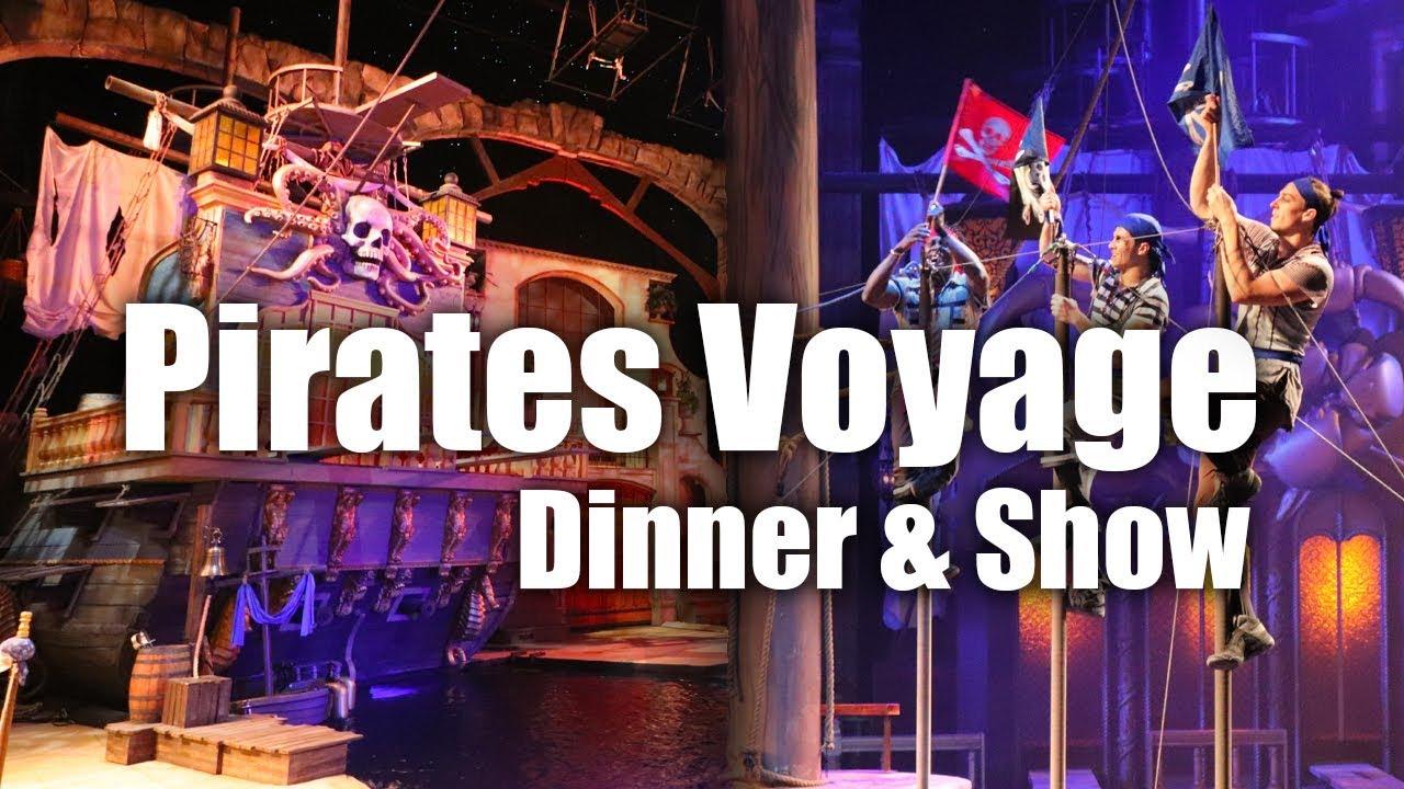 pirates voyage pigeon forge tn