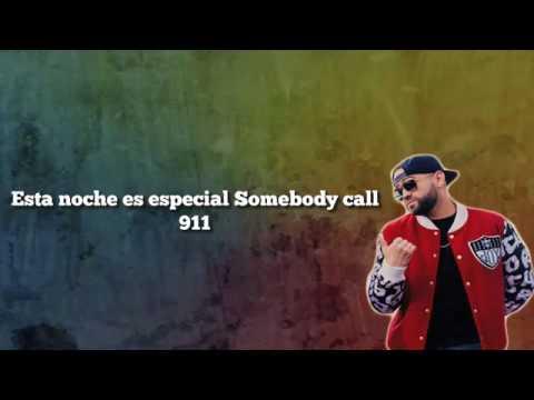 Feid - 911 ft. Nacho [Letra]