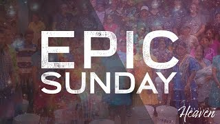 EPIC Sunday | As it is in Heaven - Week 1 | Pastor Chris Morante