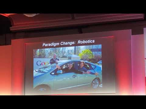 Gartner Guest Keynote: Transforming Scarcity to Abundance - Peter Diamandis