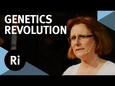 Genetics as Revolution - 2015 JBS Haldane Lecture with Aliso