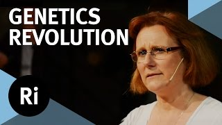 Genetics As Revolution - 2015 JBS Haldane Lecture With Alison Woollard