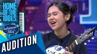 Download Mp3 Dibalik suara imutnya Ziva bisa membuat semua juri terpukau AUDITION 1 Indonesian Idol 2020