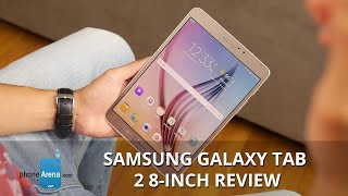 Samsung Galaxy Tab S2 8-inch Review