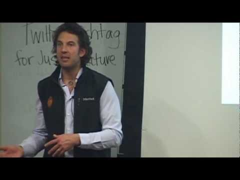 Lectures in Entrepreneurship: Justin Gold