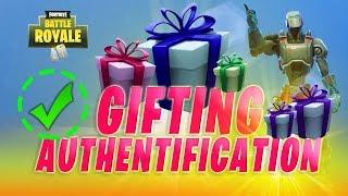 Comment le don fonctionne à Fortnite - Activer votre authentification 2 Factor (2FA Account Guide)