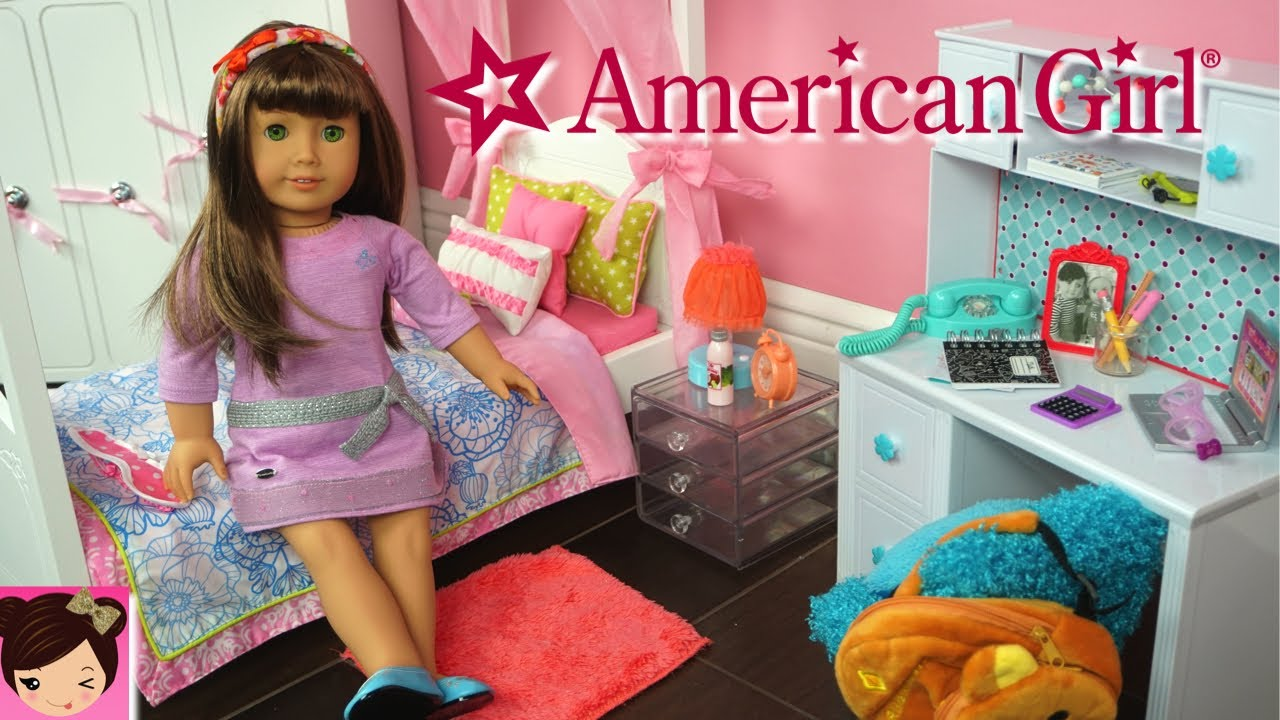American Girl Doll Bedroom Decor Amp Our Generation