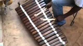 Balafon en Bamako.