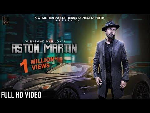 Aston Martin (Official Video)   Gursewak...