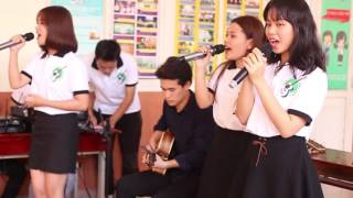 HOA DẠI - Guitar Nhân Văn cover
