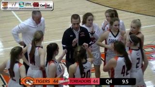 Girls Basketball vs Boone