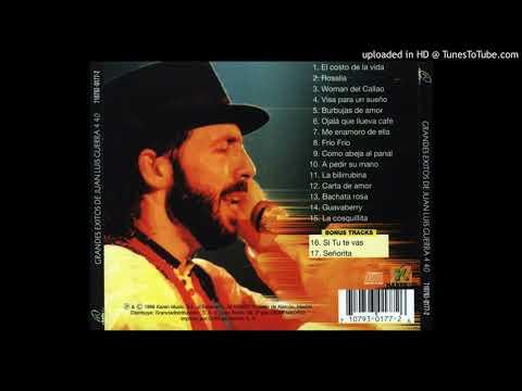 Juan Luis Guerra y 440 - Frio Frio
