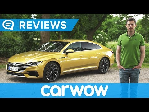 Volkswagen Arteon 2018 review | Mat Watson Reviews