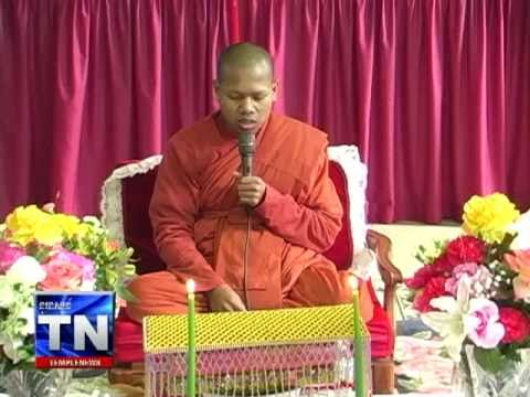 Dhamma Talk on Magha Puja Day by Ven. Munindathero - YouTube