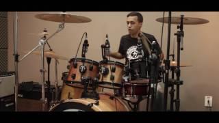 Pra sempre com você (Jorge e Mateus) - Drumarcio cover