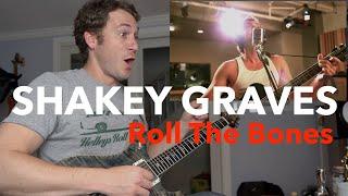 "Guitar Teacher REACTS: Shakey Graves - ""Roll The Bones"" LIVE 4K"