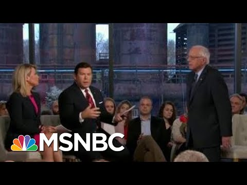'Crazy Bernie' Appears To Be Getting Under Trump's Skin | Morning Joe | MSNBC