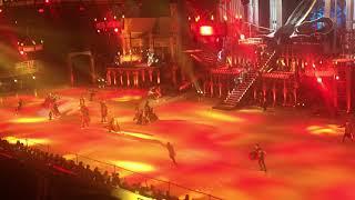 Ледовое шоу Авербуха «Ромео и Джульетта» шикарный вальс
