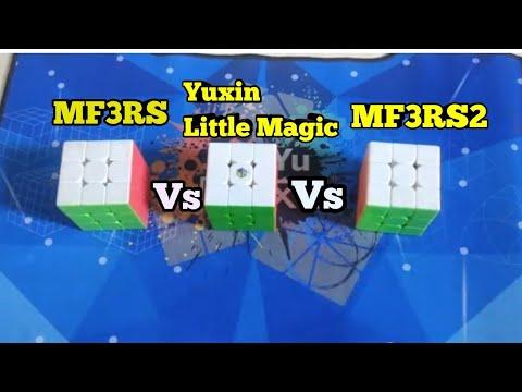 MF3RS vs Yuxin Little Magic vs MF3RS2 comparison hindi