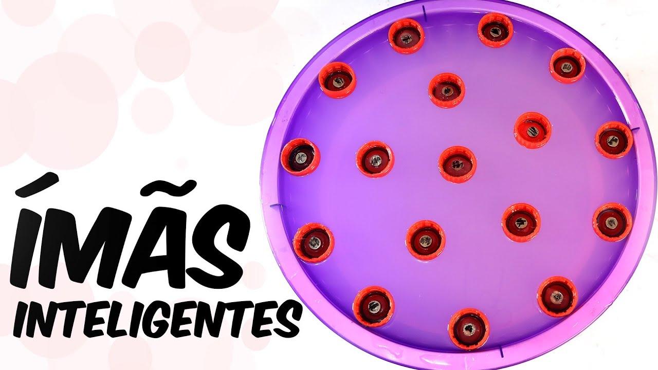 c19e41c9654 ÍMÃS INTELIGENTES (EXPERIMENTOS de FÍSICA) - YouTube
