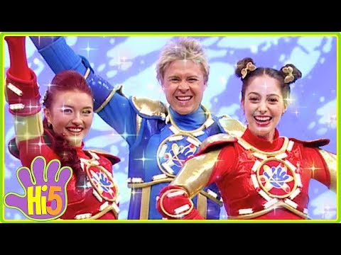Hi-5 Songs | Starburst & more Kids Songs | Hi-5 Season 15 Songs of the Week